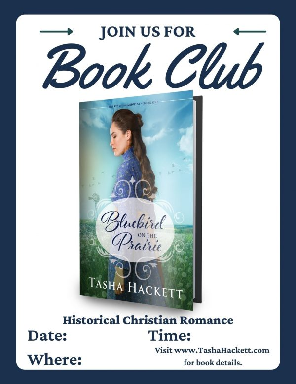 Book Club Flyer and Discussion Questions
